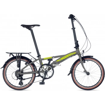 Складной велосипед Author Simplex, размер колеса 20 дюймов