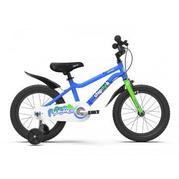 Детский велосипед Chipmunk Mk Summer, размер колеса 16 дюймов