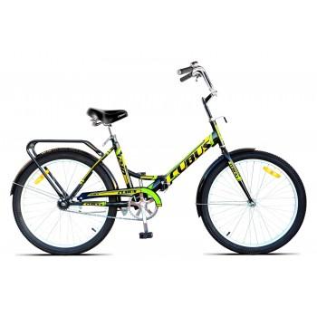 Складной велосипед Cubus Compact 200, размер колеса 20 дюймов