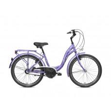 Городской велосипед Folta Vila, размер колеса 24 дюйма