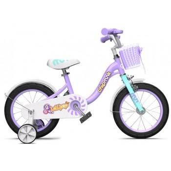 Детский велосипед Chipmunk Lolipop, размер колеса 16 дюймов