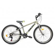 Подростковый велосипед Galaxy ML120, размер колеса 24 дюйма