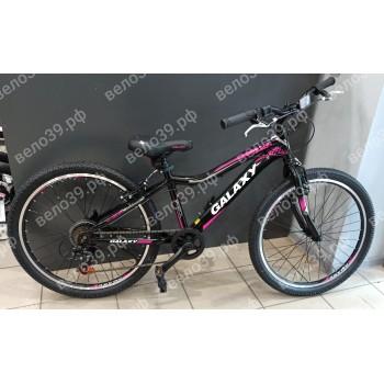 Подростковый велосипед Galaxy ML120L, размер колеса 24 дюйма