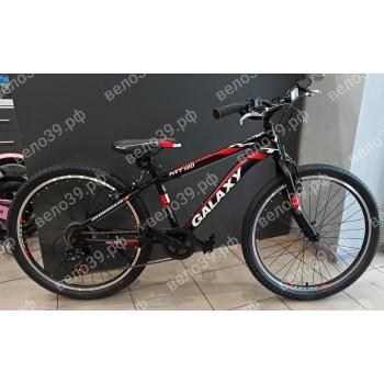 Подростковый велосипед Galaxy MT120, размер колеса 24 дюйма