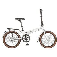 Складной велосипед NOVATRACK TG20/3ск, размер колеса 20 дюймов
