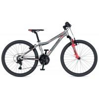 Подростковый велосипед Author a-matrix, размер колеса 24 дюйма