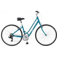 Гибридный велосипед Giant Cypress W, размер колеса 28 дюймов