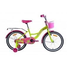 Детский велосипед Aist Lilo, размер колеса 20 дюймов