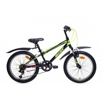 Детский велосипед Aist Pirate 2.0, размер колеса 20 дюймов