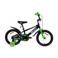 Детский велосипед Aist Pluto, размер колеса 16 дюймов