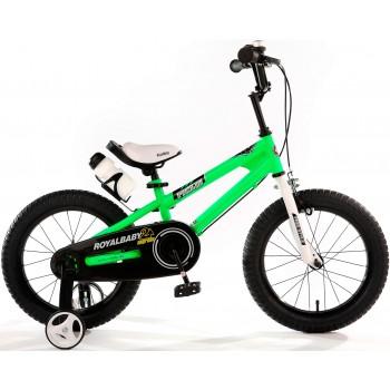Детский велосипед Royal Baby Freestyle, размер колеса 16 дюймов