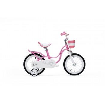 Детский велосипед Royal Baby Little Swan, размер колеса 14 дюймов