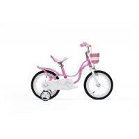 Детский велосипед Royal Baby Little Swan, размер колеса 16 дюймов