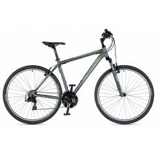 Гибридный велосипед Author Compact, размер колеса 28 дюймов