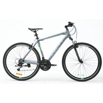 Гибридный велосипед Keltt Street one, размер колеса 28 дюймов
