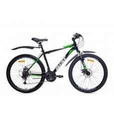 Горный велосипед Aist Quest D, размер колеса 26 дюймов
