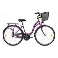 Городской велосипед Folta Sedona Swan 2, размер колеса 26 дюймов
