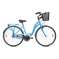 Городской велосипед Folta Sedona Swan 2, 3 скорости, размер колеса 28 дюймов