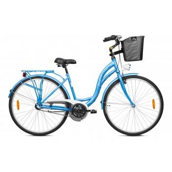 Городской велосипед Folta Sedona Swan 2, размер колеса 28 дюймов