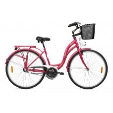 Городской велосипед Folta Sedona Swan 2, 1 скорость, размер колеса 28 дюймов