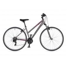Гибридный велосипед Author Linea, размер колеса 28 дюймов