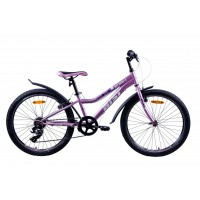 Подростковый велосипед Aist Rosy Junior 1.0, размер колеса 24 дюйма