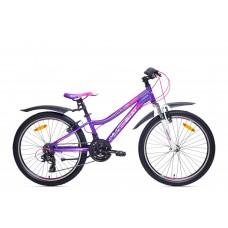 Подростковый велосипед Aist Rosy Junior 2.0, размер колеса 24 дюйма