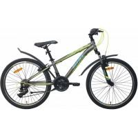 Подростковый велосипед Aist Rocky Junior 2.0, размер колеса 24 дюйма