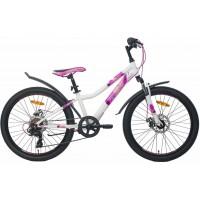 Подростковый велосипед Aist Rosy Junior 1.1, размер колеса 24 дюйма