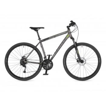 Гибридный велосипед Author Vertigo, размер колеса 28 дюймов