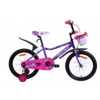 Детский велосипед Aist Wiki, размер колеса 20 дюймов