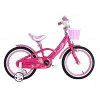Детский велосипед Royal Baby Mermaid, размер колеса 18 дюймов