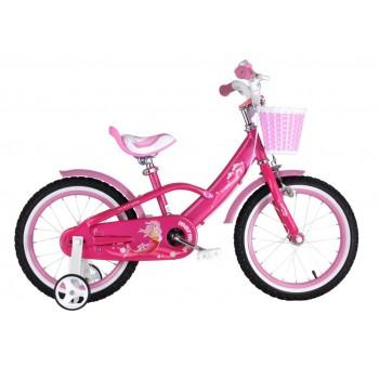 Детский велосипед Royal Baby Mermaid, размер колеса 16 дюймов