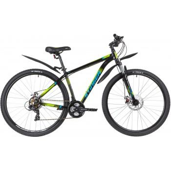 Горный велосипед Stinger Element Evo, размер колеса 27,5 дюймов