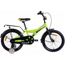 Детский велосипед Aist Stitch, размер колеса 20 дюймов