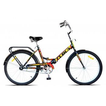 Складной велосипед Cubus Compact 240, размер колеса 24 дюйма